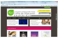 logo Les visites virtuelles sur afpa.fr