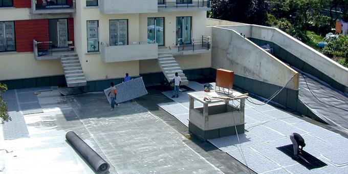 gestion des eaux pluviales en toiture terrasse 11 08 2016. Black Bedroom Furniture Sets. Home Design Ideas