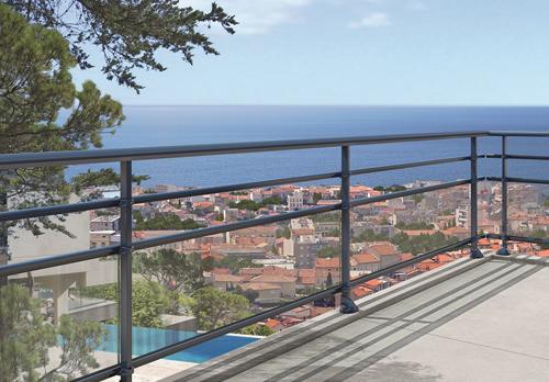 dani alu garde corps en aluminium pour toiture terrasse et balcon 30 01 2017. Black Bedroom Furniture Sets. Home Design Ideas